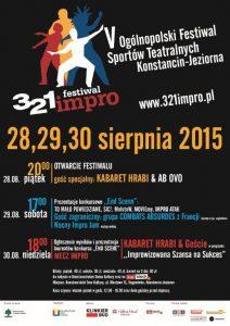 321impro 2015 PROGRAM